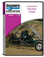 Junkyard Wars Kit: Cool Cars 2-Pack DVD