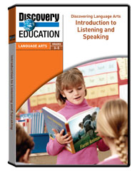 Introduction to Listening and Speaking DVD