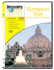 European Tour: History and Tradition DVD