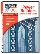 Power Builders: Leaders and Cities DVD