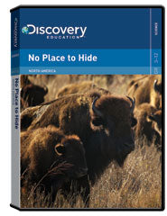 NORTH AMERICA: No Place to Hide DVD