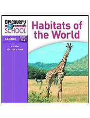 Habitats of the World CD-ROM