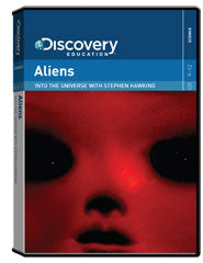 Into the Universe with Stephen Hawking: Aliens DVD