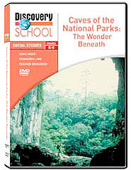 Caves of the National Parks: The Wonder Beneath DVD