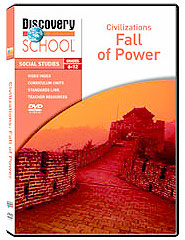 Civilizations: Fall of Power DVD