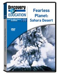 Fearless Planet: Sahara Desert DVD