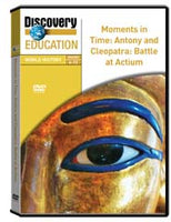 Moments in Time - Antony and Cleopatra: Battle at Actium DVD