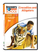 Jeff Corwin Experience: Crocodiles and Alligators DVD
