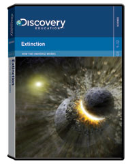How the Universe Works: Extinction DVD