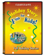 Holiday Story Fun for Kids: Fall Holiday Stories DVD