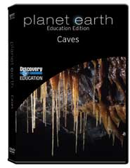 PLANET EARTH: Caves DVD