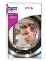 Greatest Inventions with Bill Nye: Energy DVD