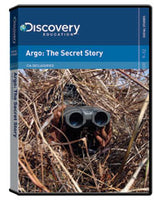 CIA Declassified:  Argo: The Secret Story DVD