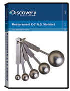 The Language of Math: Measurement K-2: U.S. Standard DVD