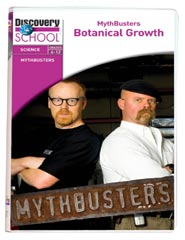 MythBusters: Botanical Growth DVD