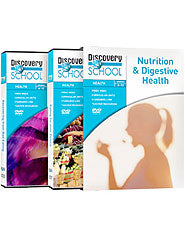 Nutrition  and  Digestive Health 2-Pack DVD