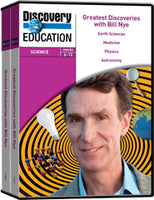 Greatest Discoveries with Bill Nye 7-Pack DVD