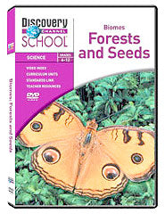 Biomes: Forests  and  Seeds DVD