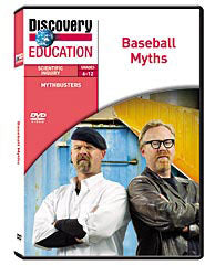 MythBusters: Baseball Myths DVD