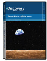 How the Universe Works: Secret History of the Moon DVD