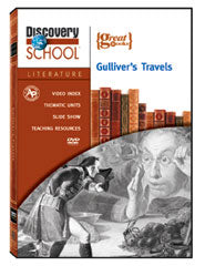 Great Books: Gulliver's Travels DVD