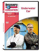 MythBusters: Underwater Car DVD