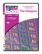 The Periodic Table of the Elements: The Halogens DVD