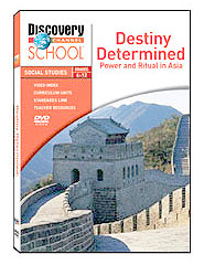 Destiny Determined: Power and Ritual in Asia DVD