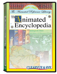 The Animated Reference Library: The Animated Encyclopedia DVD