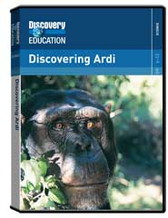 Discovering Ardi DVD