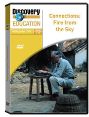 Connections: Fire from the Sky DVD