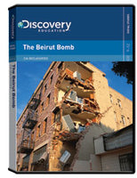 CIA Declassified:  The Beirut Bomb DVD