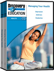 Managing Your Health 5-Pack DVD