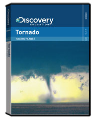 Raging Planet: Tornado DVD