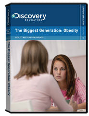 Reality Matters for Parents: The Biggest Generation: Obesity DVD