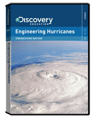 Engineering Nature: Engineering Hurricanes DVD