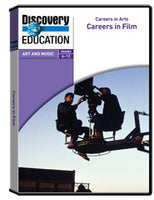 Careers in Arts: Careers in Film DVD