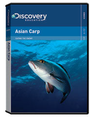 Eating the Enemy: Asian Carp DVD