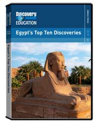Egypt's Top Ten Discoveries DVD