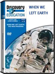 When We Left Earth: The NASA Missions DVD