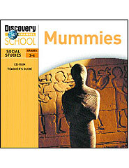 Mummies CD-ROM