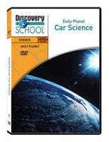Daily Planet: Car Science DVD