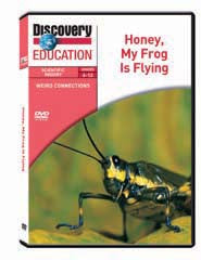 Weird Connections: Honey, My Frog Is Flying DVD