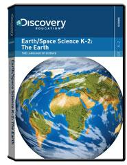 The Language of Science: Earth/Space Science K-2: The Earth DVD