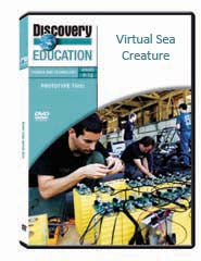 Prototype This! Virtual Sea Creature DVD
