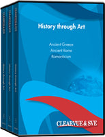 History through Art 9-Pack DVD