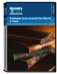 Folktales from around the World 4-Pack DVD