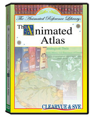 The Animated Reference Library: The Animated Atlas DVD