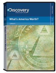 Curiosity: What's America Worth? DVD