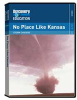 Storm Chasers: No Place Like Kansas DVD